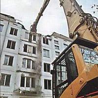 На незаконные постройки в Москве можно жаловаться через интернет
